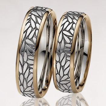 Обручальные кольца на заказ в Киеве недорого